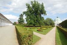 kolonáda a rotunda