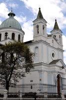 kostel Santa Barbara