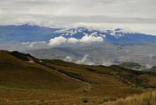 výstup na Rucu Pichincha