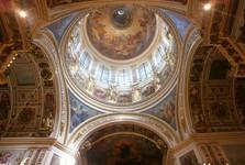 katedrála sv. Izáka – interiér