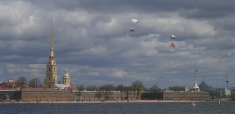 Zaječí ostrov - Petropavlovská pevnost