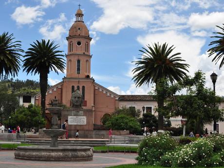 kostel San Luis