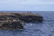 cesta na Moherské útesy