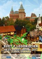Svet z legokociek