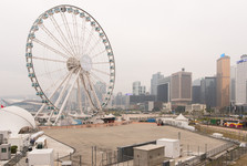 The Hong Kong Observation Wheel