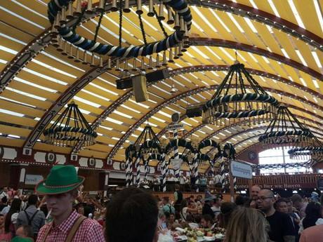 areál Oktoberfestu