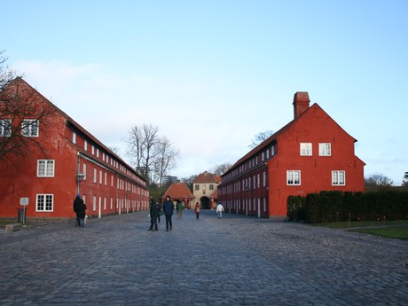 Copenhagen - barracks
