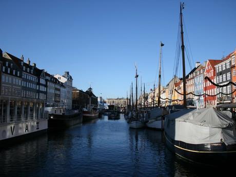 порт Nyhavn