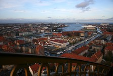 Copenhagen - Vista from the Tower