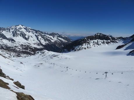wide glacier