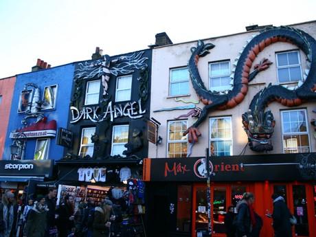Londýn - Camdentown