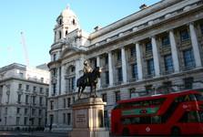 centrum Londýna