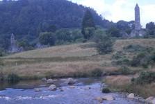Glendalough – klášterní komplex