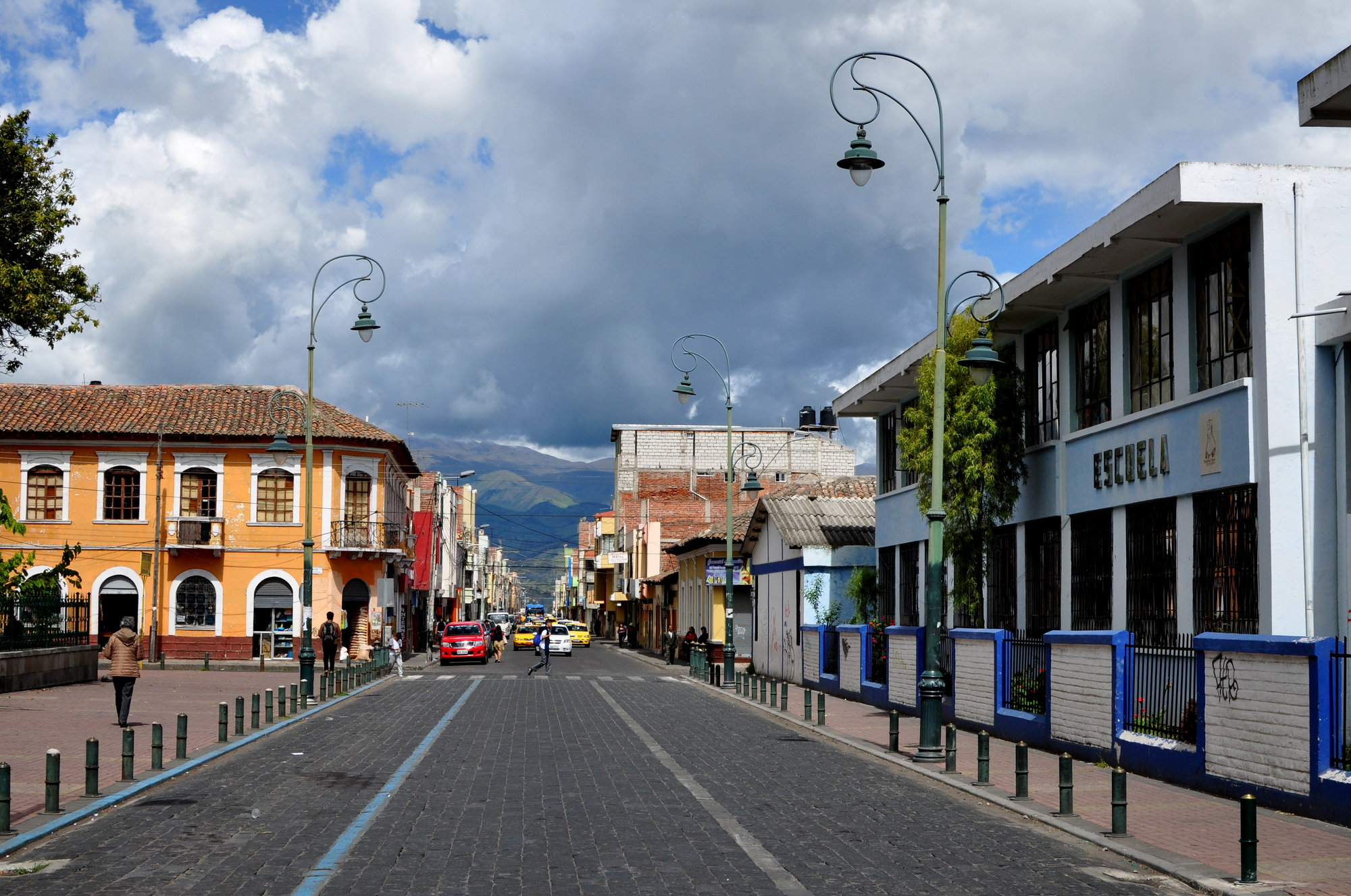 Ecuador Riobamba El Tambo And Ingapirca En Infoglobe Cz