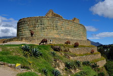 ruiny Ingapirca