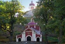 Kalvária, Banská Štiavnica