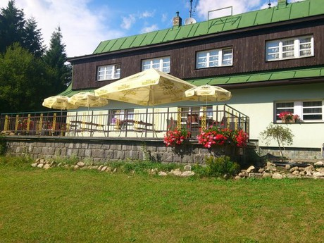 Hotel U Supa, Harrachov