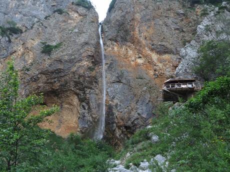 vodopád Rinka