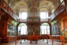 rajhradská knihovna