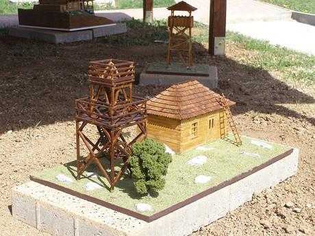 смотровая башня на Клепаче