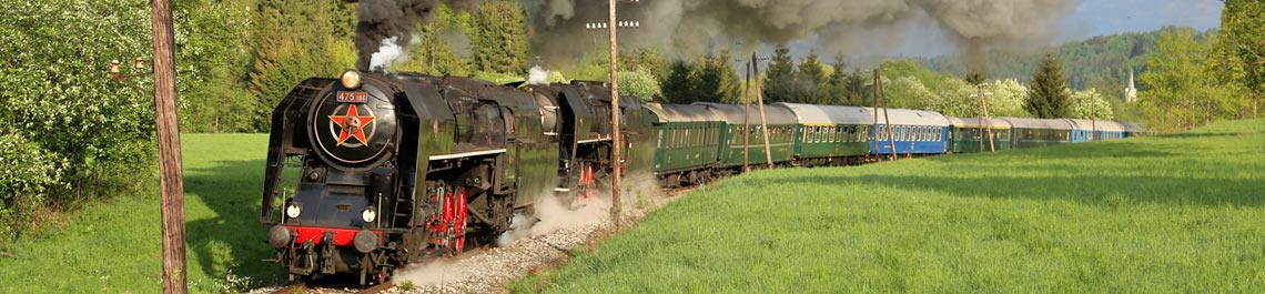 аренда поезда