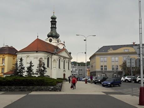 Mladá Boleslav - center
