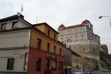 Mladá Boleslav - lower castle