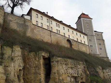 Mladá Boleslav - hrad