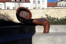 Mladá Boleslav - Od Town square (detail)