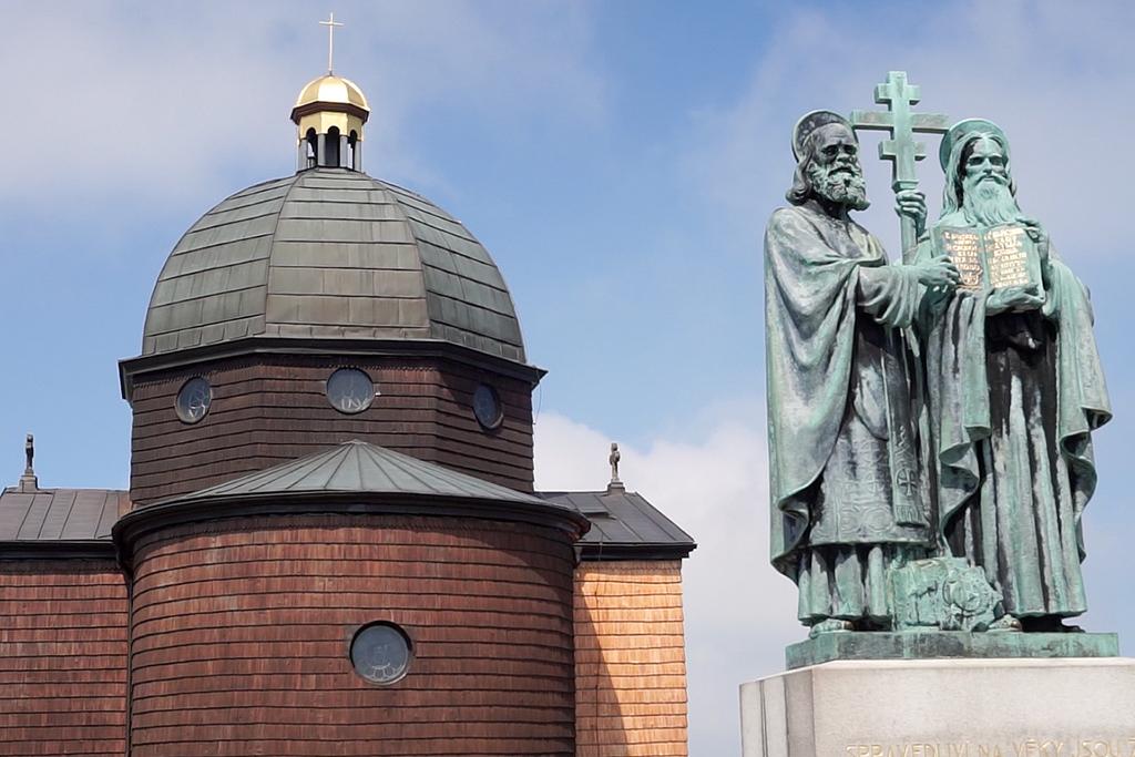 kaplnka sv. Cyrila a Metoda