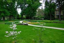 Piešťany - municipal park