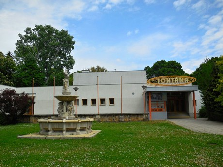 Piešťany - Fontana Center for Culture