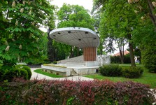 Piestany - musical pavilion
