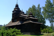 St Prokop and Barbora church