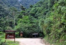 národní park Podocarpus