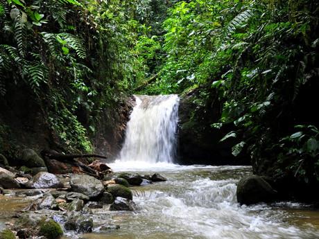 vodopád La Chismosa