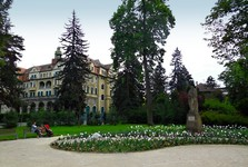 Piešťany - Grand Hotel Royal (Slovan)
