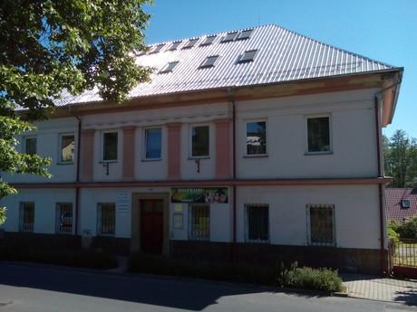 knihovna Doksy a Muzeum Čtyřlístku