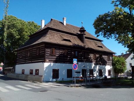 Památník K. H. Máchy – muzeum a nejstarší stavení v Doksech