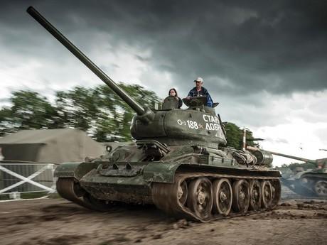 Army Park в Оржехове под Брно