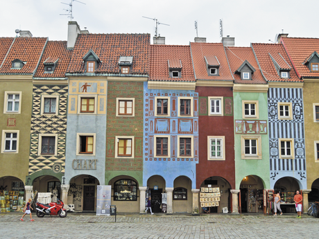 Europe book guide – the greatest trips (Poznaň)