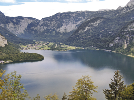 Europe book guide – the greatest trips (Hallstatt, Austria)