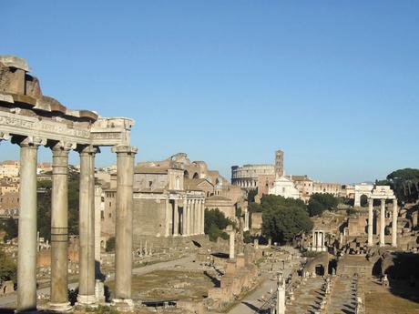 sprievodca Európa – najkrajšie výlety (Rím)