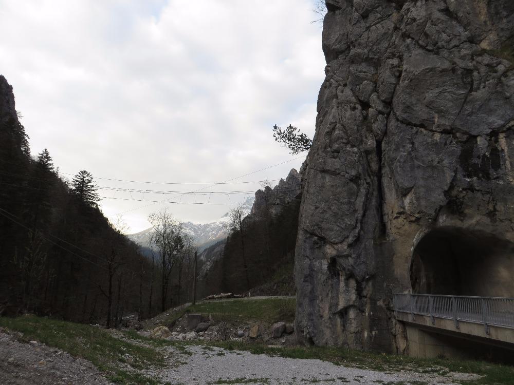 Klettersteig Johnsbach : Austria: secured trail in johnsbach en.infoglobe.cz