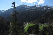 výhled na Johnsbach