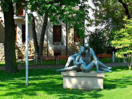 скульптурная группа