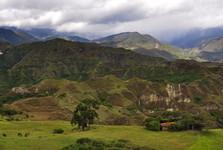 túra Cerro Mandango
