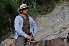 průvodce na koni