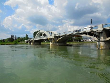 Piešťany - Krajinský most