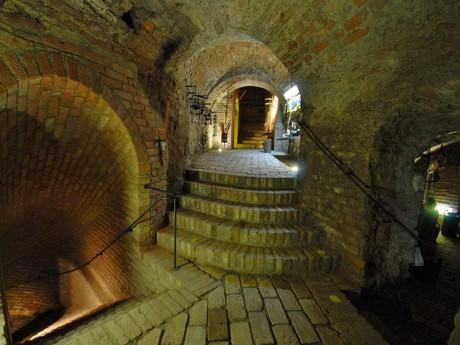 brněnské podzemí Mincmistrovský sklep